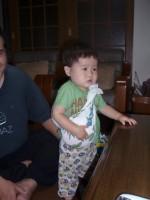 悠飛くん1歳になりました!