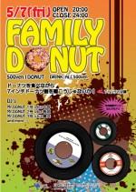 「FAMILY DOUNUT」でドーナツナイト!!