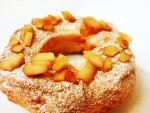 今週のドーナツは「アップルシナモン」!!