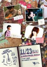 11/23(金祝) モレコラ展 LIVEイベント