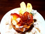 今週のドーナツは「りんごのキャラメリゼ」です!