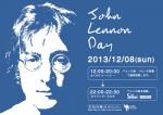 12/8(日) John Lennon Day