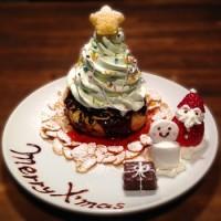 期間限定 クリスマス・ドーナツ