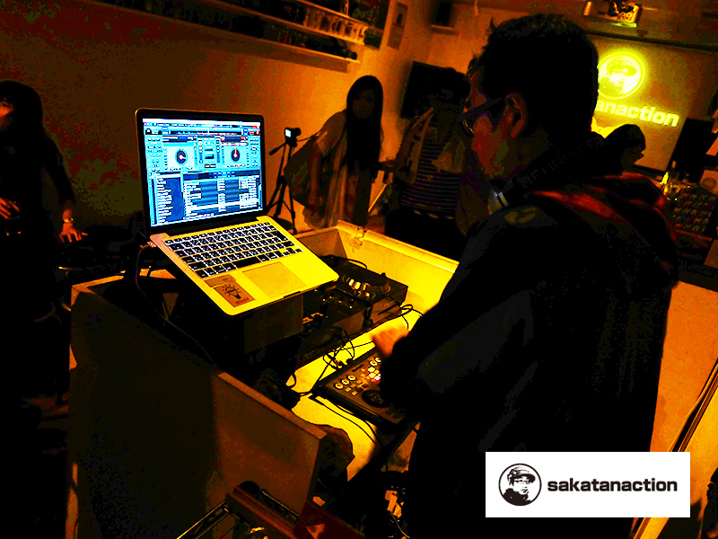 DJ sakatanaction