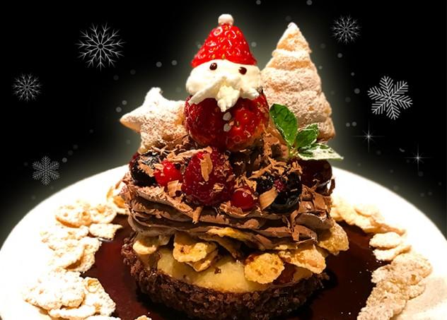 クリスマス限定ドーナツ