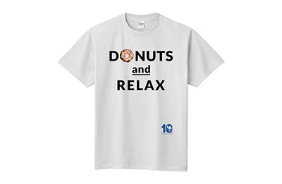 10周年記念Tシャツ