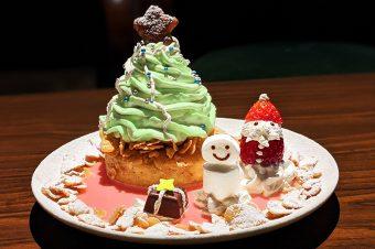 期間限定ドーナツ 「クリスマス限定ドーナツ」